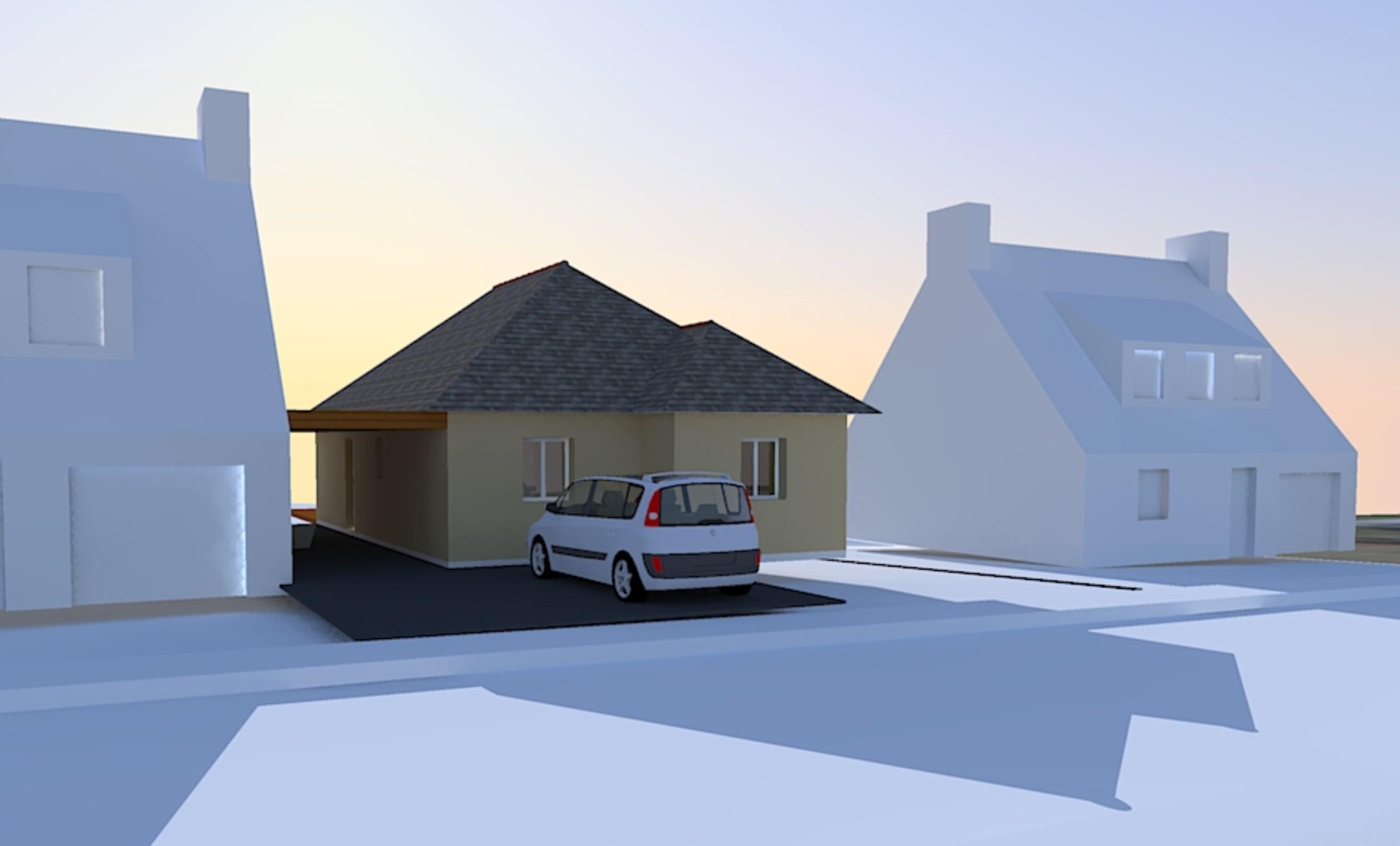 modlisation 3d maison dcouvrez with modlisation 3d maison. Black Bedroom Furniture Sets. Home Design Ideas