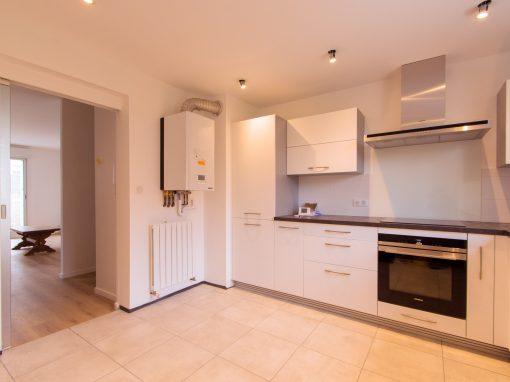 Rénovation complète d'un appartement à Quimper