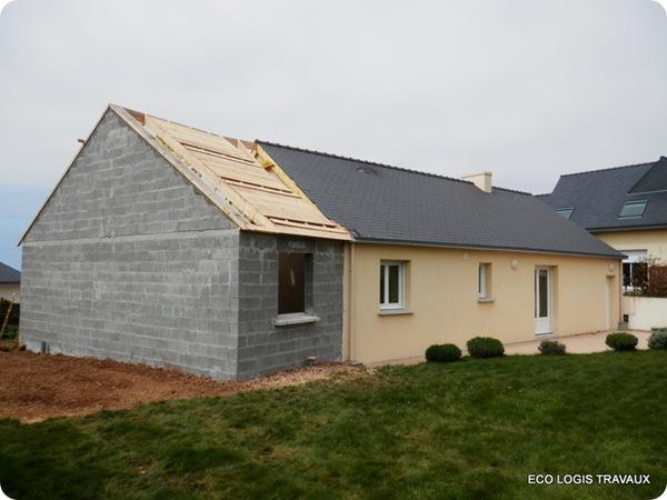 Agrandir Maison Plain Pied Segu Maison